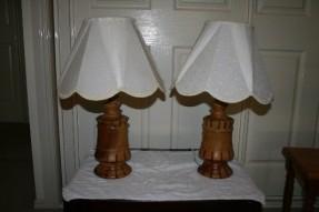 Lamps Carob Jarrah