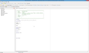 Micro Code Studio Screen Shot